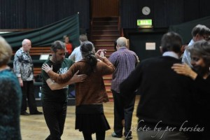 Trying it out for yourself is essential for learning tango